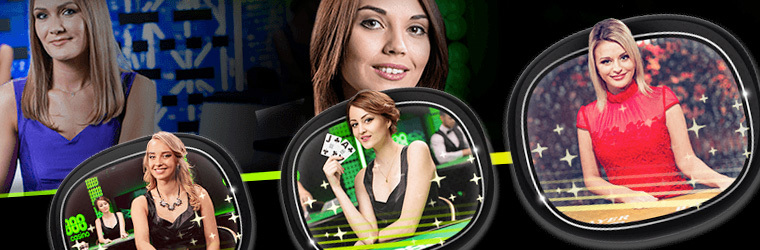 888 live casino table